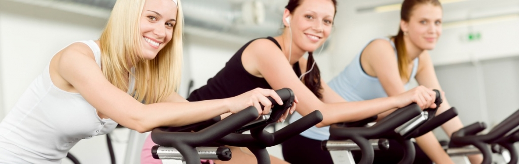 Spinning bij Vrouwfit