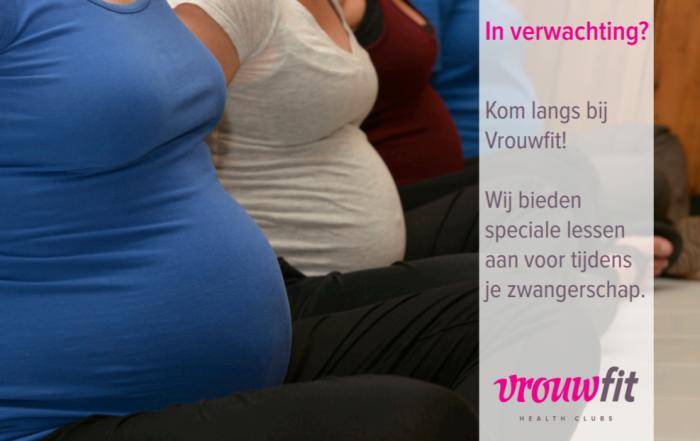 vrouwfit zwangerschapscursus
